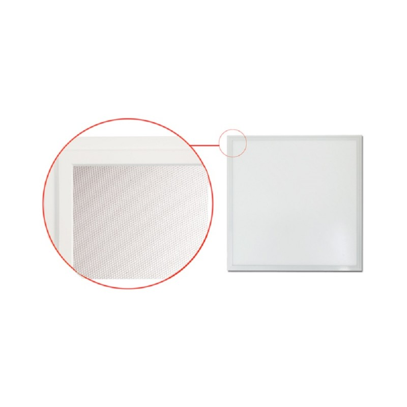 plafonnier dalle led 600x600 36w prismatique. Black Bedroom Furniture Sets. Home Design Ideas