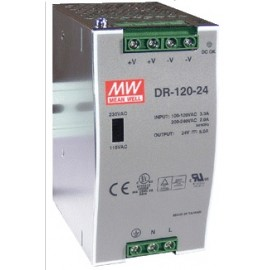 Alimentation DIN RAIL 24V 75W