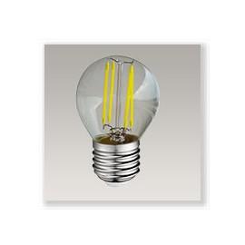 Spherique filament LED 4W E27
