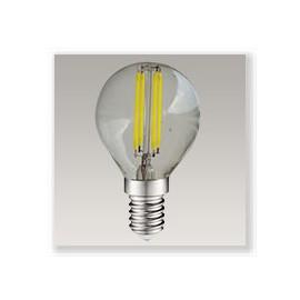 Spherique filament LED 4W E14 Dimmable