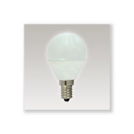 Spherique LED 45mm 6W E14