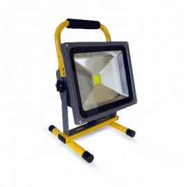 Projecteur portatif LED 30W étanche IP65