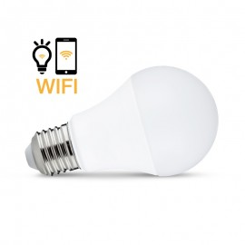 BULB LED WIFI CCT RGB  9W E27