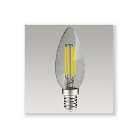 Flamme filament LED 4W E14