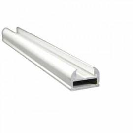 Profilé droit aluminium anodisé PRAF124/2