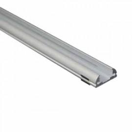 Profilé droit aluminium anodisé PRA124/2
