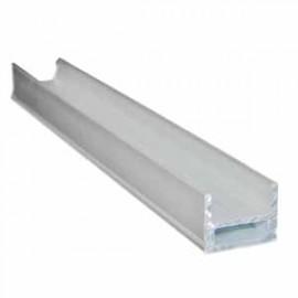 Profilé droit aluminium anodisé SRAF124/2
