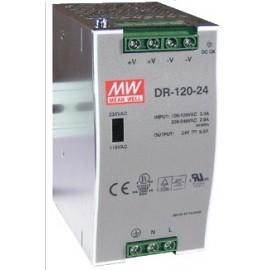 Alimentation DIN RAIL 24V 120W