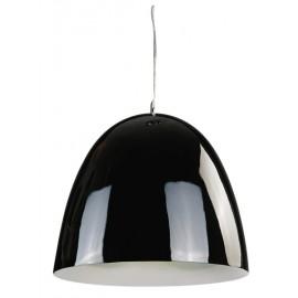 Suspension Bell Argent/blanc/noir Diam70cm